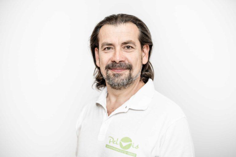 Portraitfoto von Tom Gmoser